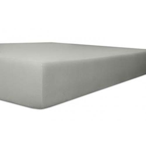 Kneer Qualität 93 *Exclusive-Stretch Spannbetttuch 180x200cm schiefer