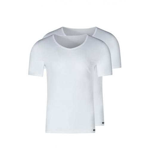 SKINY V-Shirt Kurzarm 2er Pack